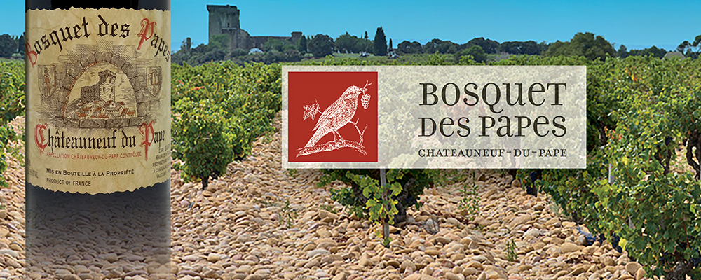 Bosquet des Papes is one of the leading producers of Chateauneuf-du-Pape making both traditional and modern styles.